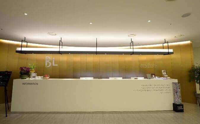 Клиника BL, пластика корея