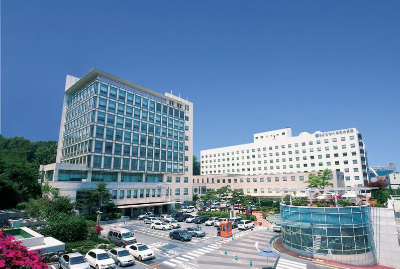 медицинский центр каннам северанс