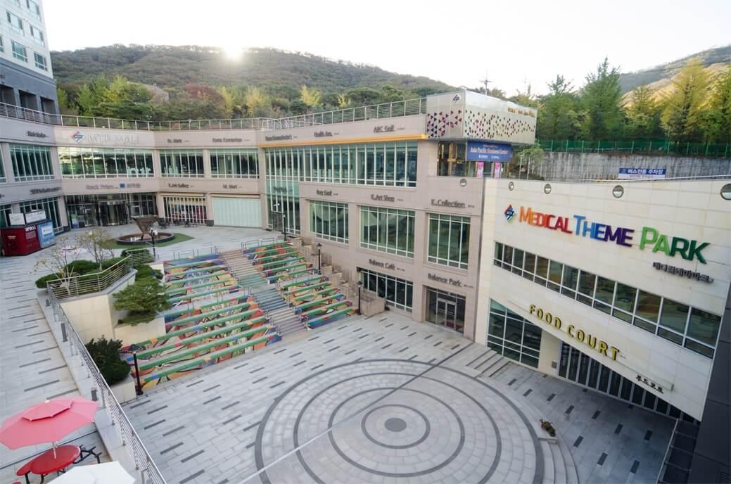 """Международная клиника """"Святой Марии"""" университет Квандонг, Корея"""