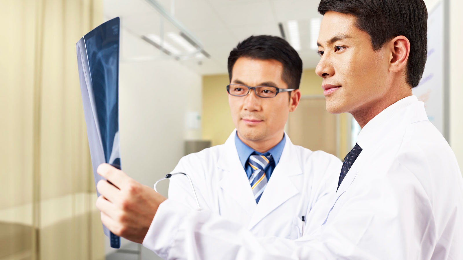 Диагностика рака легких в Корее