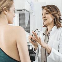Рак молочной железы лечение и диагностика