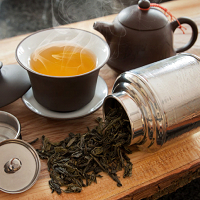 Зеленый чай улун польза