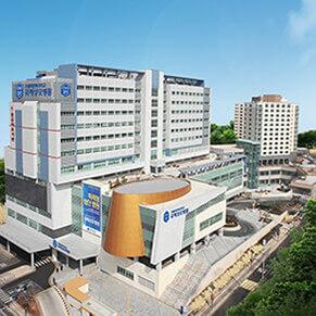 Клиника Святой Марии Корея