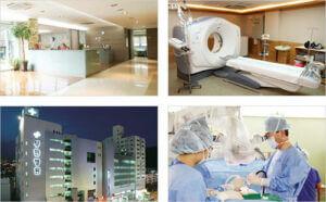 Лечение в Корее, госпиталь Бумин