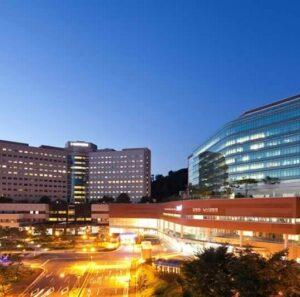 Госпиталь сеульского университета в Корее