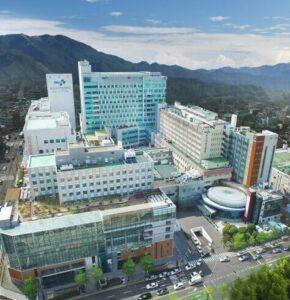 Клиника пусанского университата лечение и диагностика в Корее