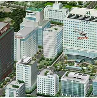 Гиль клиника Корея, Hospital Gil Korea