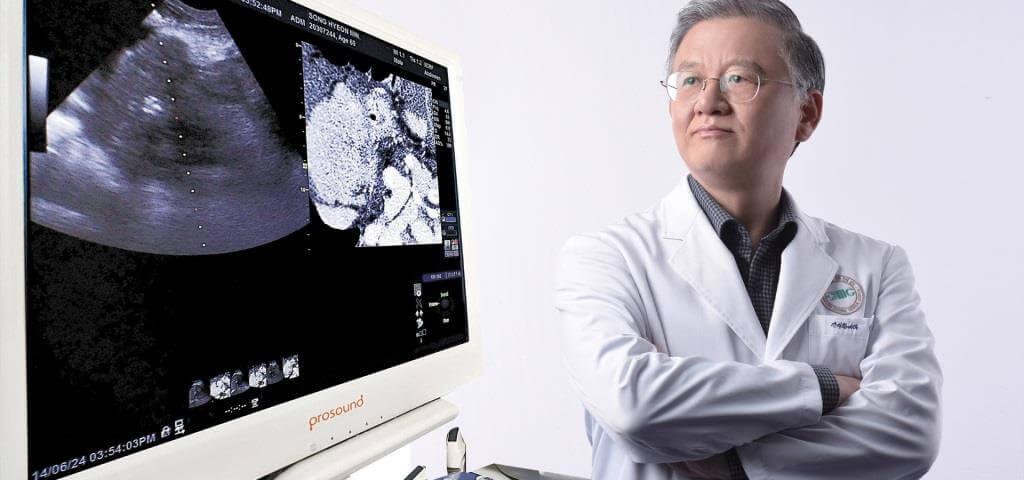 Диагностика рака желудка в Корее