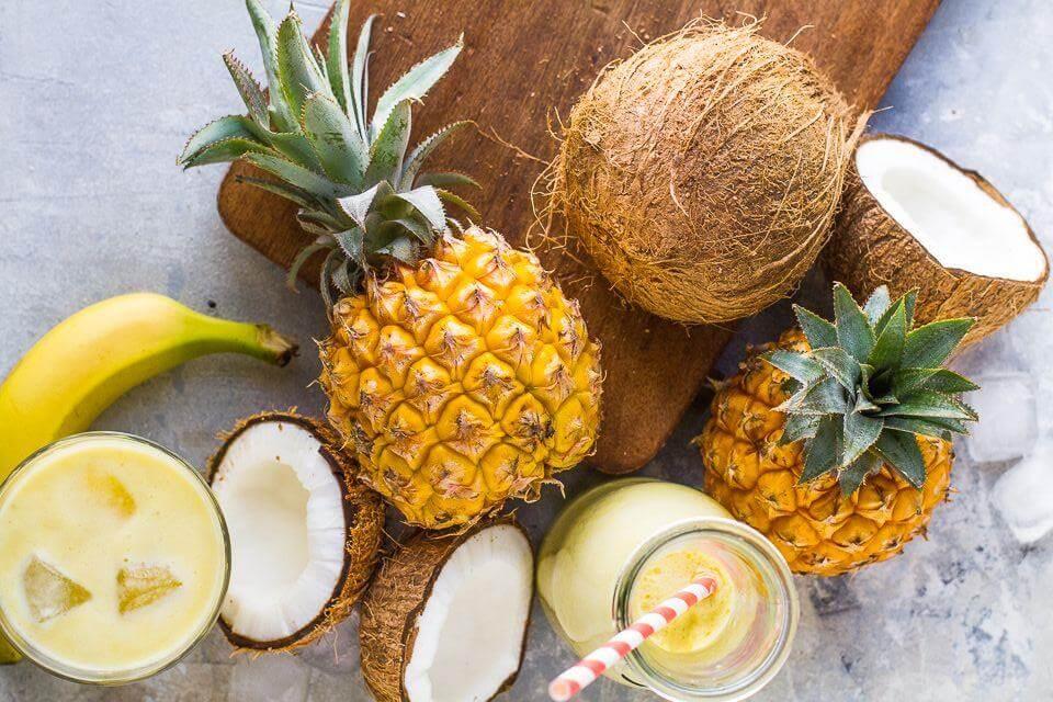 полезные свойства кокоса для организма человека