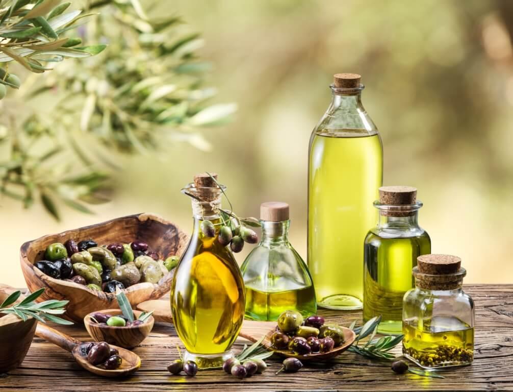 оливковое масло и его польза