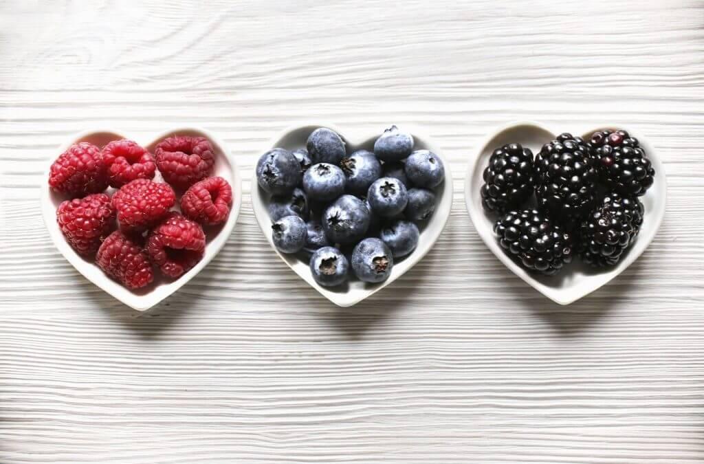 ягоды для здорового сердца