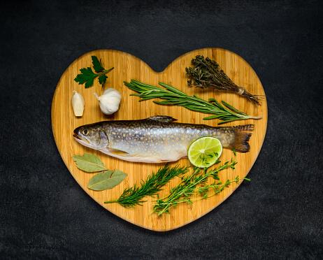 рыба жирная польза